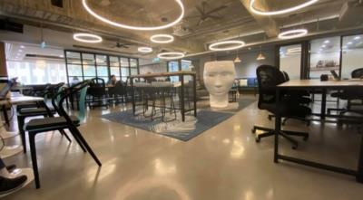 台北創意地坪-櫃體壁材案完工後續追蹤《天成商務中心》|卡多泥創意地坪