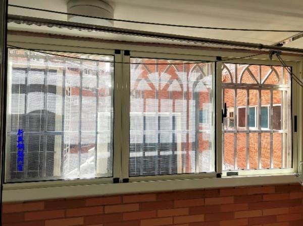 防盜鋁窗安裝|新興鋼鋁防盜門窗行