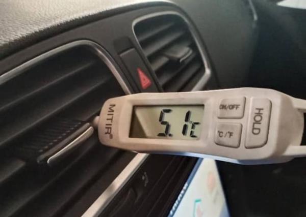 尚新會幫您把汽車冷氣處理到會喊冷