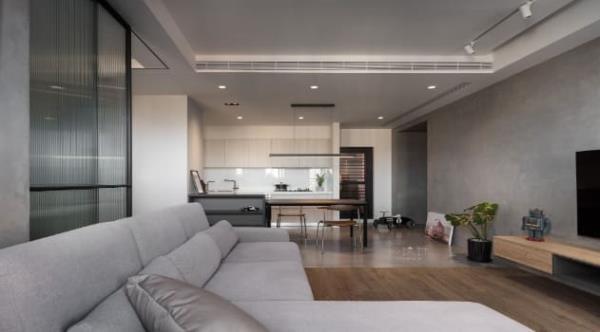 創意地坪也適合施作於居家空間