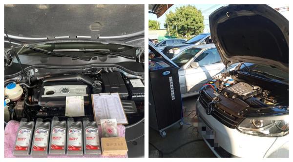 尚新擁有不輸原廠的專業汽車維修保養儀器及技術
